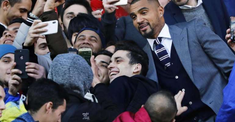 Kevin Prince Boateng To Set Up Task Force To Fight Against Racism In 2020