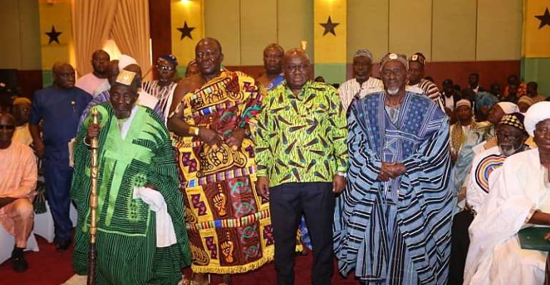 Dagbon Peace: Signed Sealed And Delivered