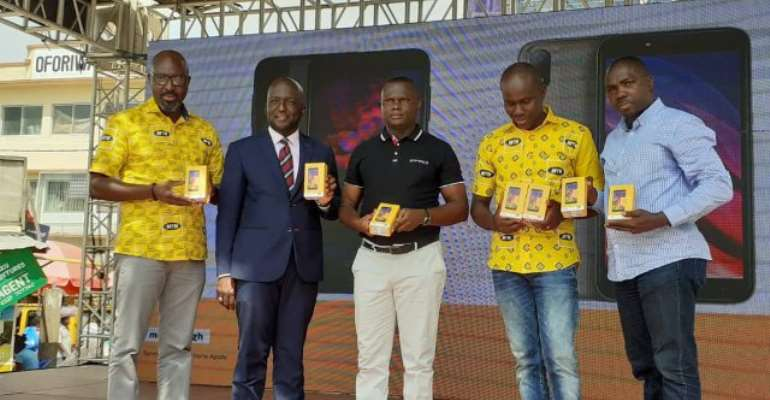 MTN, Micfrim Unveils Affordable Devices