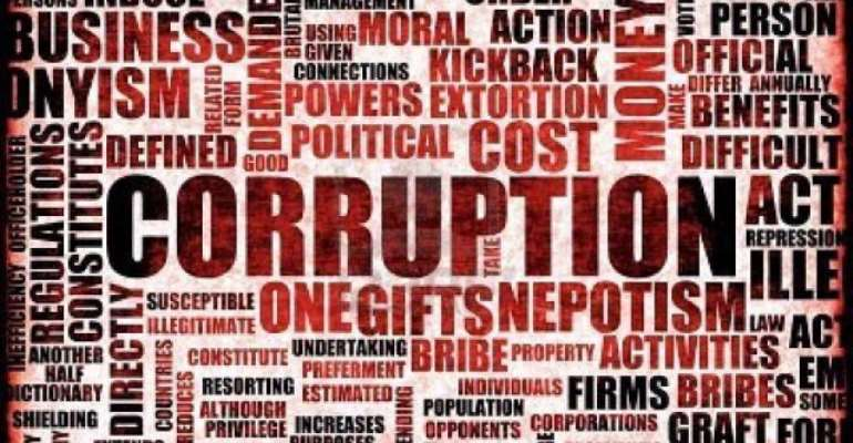 Bribery And Corruption: The Mother Of Narcissism