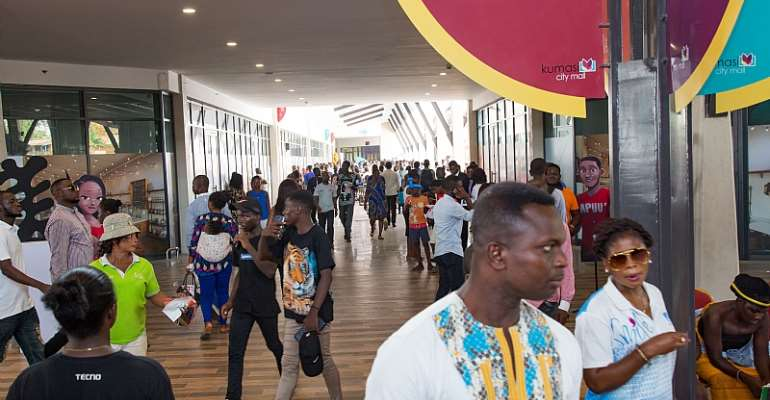 Kumasi City Mall Braces Up For Biggest Sale In 3 Years!