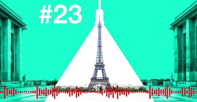 Podcast: Eco funerals, snooty Parisians, and putting out the trash with Monsieur Poubelle