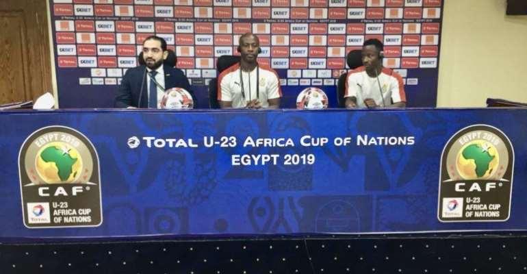 CAF U-23 AFCON: Ibrahim Tanko Laments On Black Meteors Poros Defense