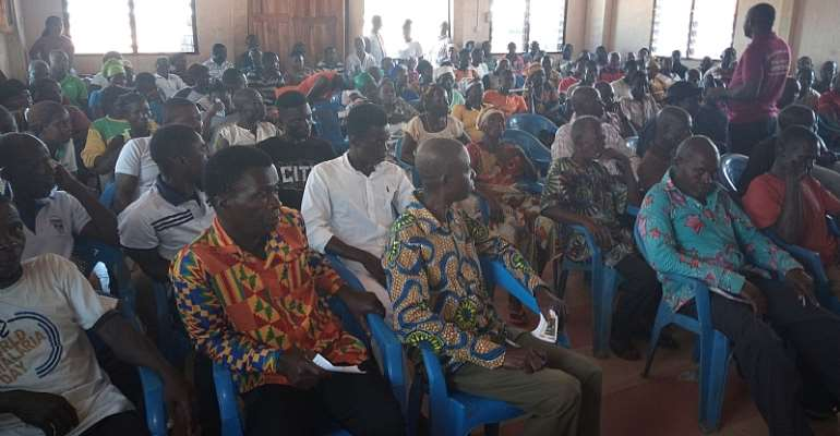 22 Communities Sensitised On Participatory Budgeting