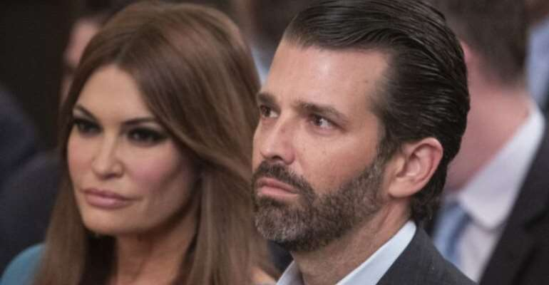 Donald Trump Jr tests positive for virus