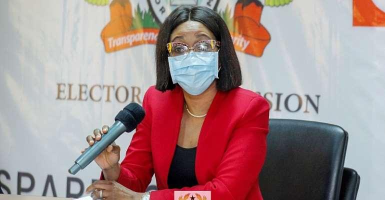 EC Distributes 74,800 Biometric Verification Devices For Election 2020