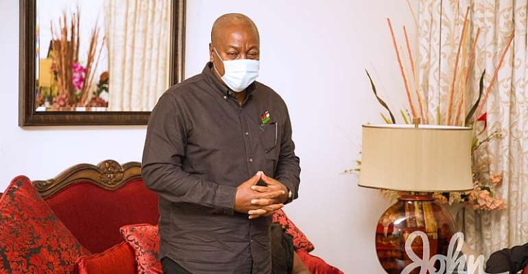 Ejura: Mahama To Foot Medical Bills Of NDC Supporters In Car Crash