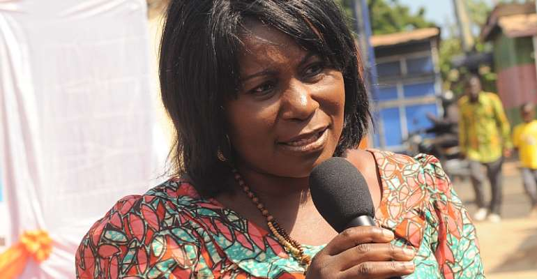 Elizabeth Quaye nominated for Ministry of Fisheries & Aquaculture