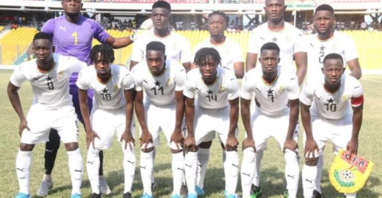 CAF U-23 AFCON: Ghana's Black Meteors Hoping To Leave Mark On Debut Outing
