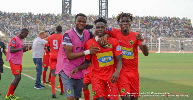 CAF CC: Michael Osei Confident Of Kotoko Progression