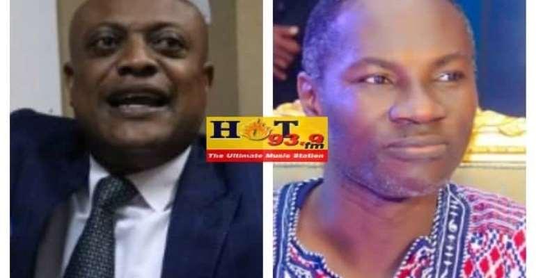 Arrest Prophet Badu Kobi Over 'Wee Miracle' — Maurice Ampaw To Police