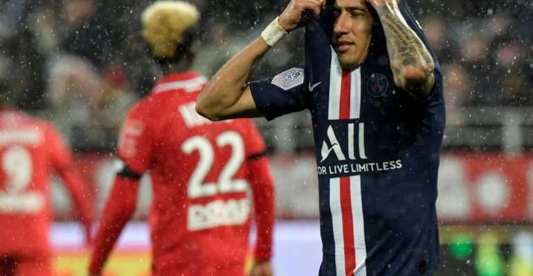 PSG Stunned By Rock-Bottom Dijon In Ligue 1