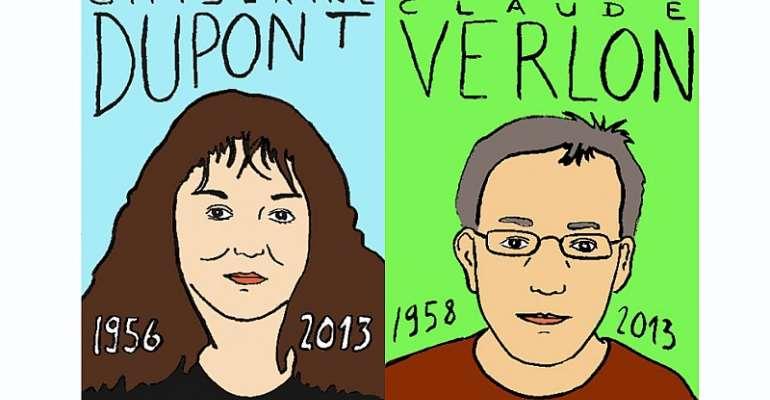 Association Les amis de Ghislaine Dupont et Claude Verlon