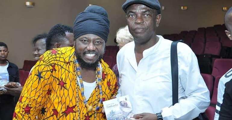 Blakk Rasta The Most Authentic African Reggae Artiste—Kwesi Pratt On 'Timbuktu By Road'