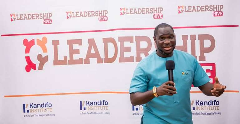 Practical Leadership Training: Kandifo Institute Setting The Pace