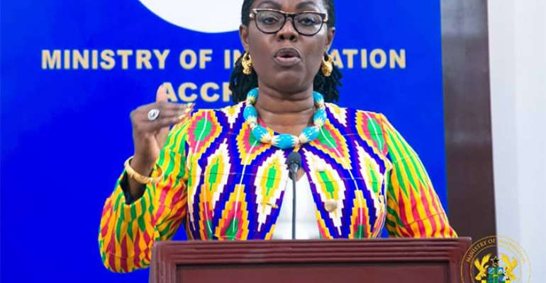 Ursula Owusu Ekuful