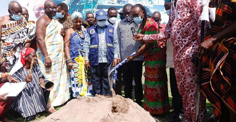 Volta Region Gets Share Of Solid Waste Treatment Facility