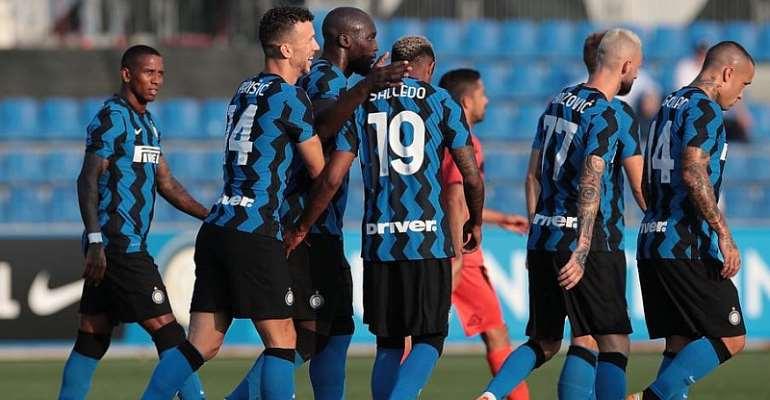 Inter Milan © Gallo Images