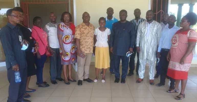 ISD Staff Admonished To Demonstrate Commitment, Dedication To Duty