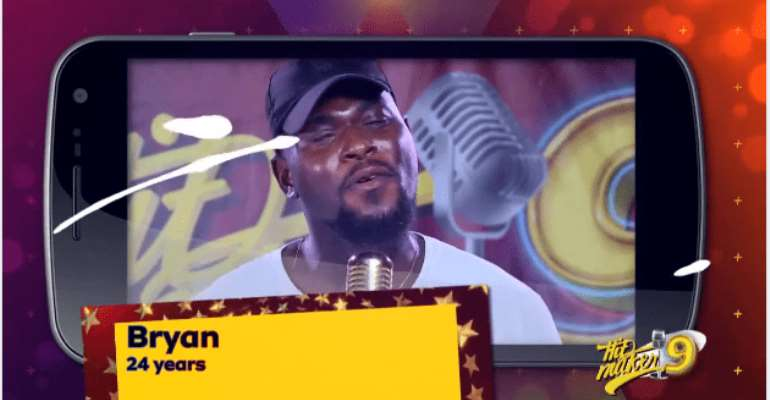 MTN Hitmaker S9: Bryan Wins Pulse Moment Award; Two Contestants Evicted