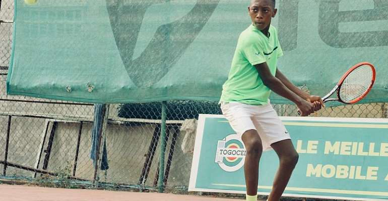 Ghana's Lameck Bagerbaseh wins ITF/ CAT West and Central Championship