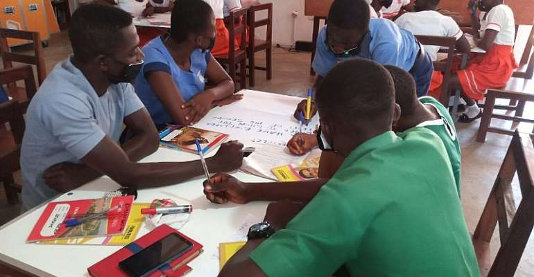 Improving Academic And Non-Academic Learning Outcomes In The Savannah And Northern Regions