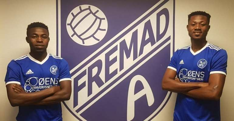 Cheetah FC duo joins Danish club Fremad Amager on loan deals