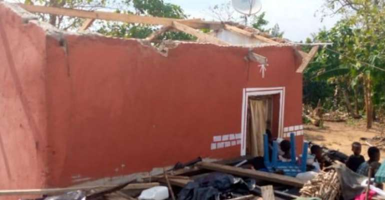 Mfantseman MP donates to flood victims