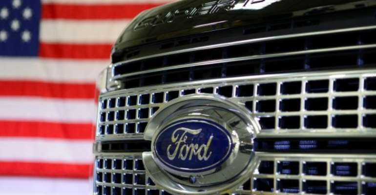 Ford shuts down its Brazil manufacturing plants amid the COVID-19 pandemic
