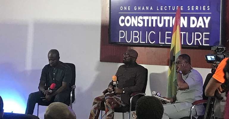 NPP, NDC accused of failing to develop constitutionalism amid calls for review of 1992 Constitution