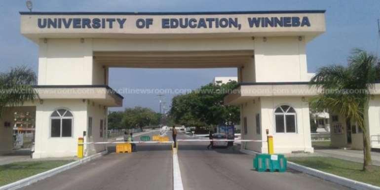 Over 20,000 free SHS graduates enter UEW