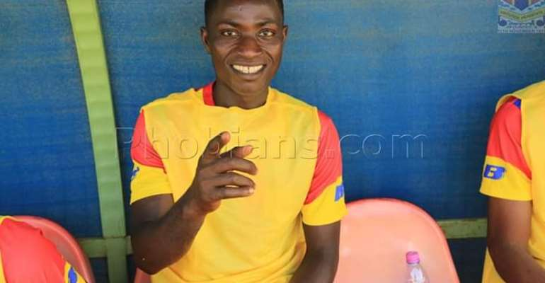 Hearts of Oak Youngster Moro Dungu Is Dead