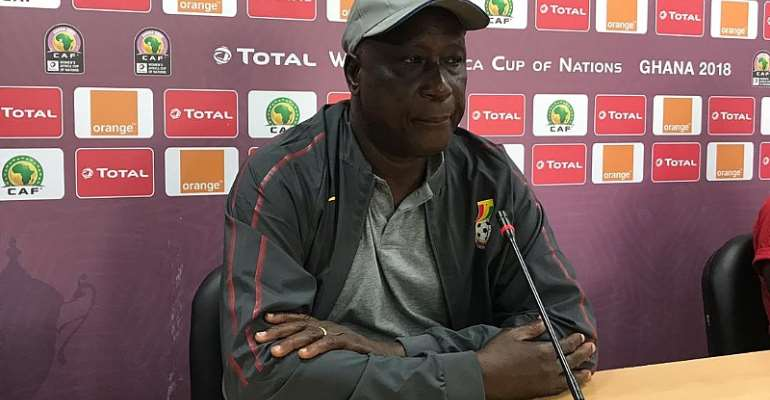 AWCON 2018: Bashir Hayford Apologize For Back And Forth With Journalist