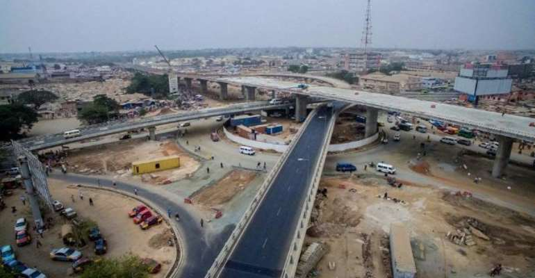 Tamale Residents Angry With Slow Work On Sinohydro Interchange
