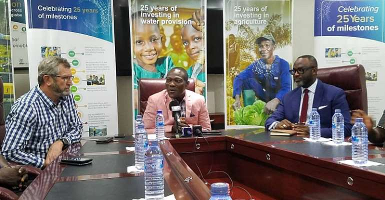 Goldfields Ghana Commits GHS 140,000 To 2019 PGA Cchampionship