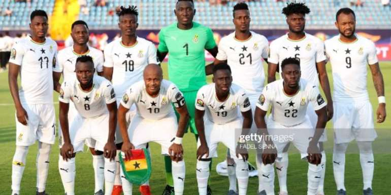Four Ghanaians Shortlisted For CAF/Fifpro Africa Best XI