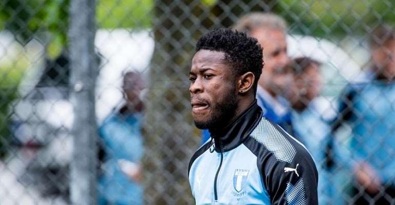Ghana Midfielder Kingsely Sarfo Released From Prison In Sweden
