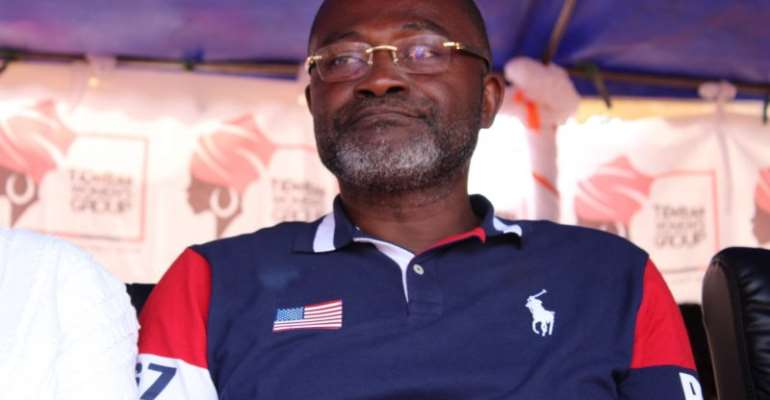 Kennedy Agyapong To Take Over Kumasi King Faisal