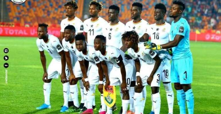 U-23 AFCON: Ghana Coach Ibrahim Tanko Names Attacking Line Up For South Africa Game