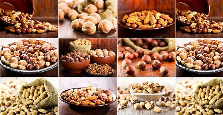 Nuts & Seeds For A Healthy Life