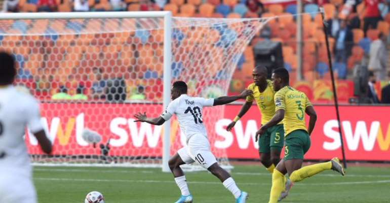 U-23 AFCON: Ghana Suffer Defeat To South Africa On Penalties In Third Place Match
