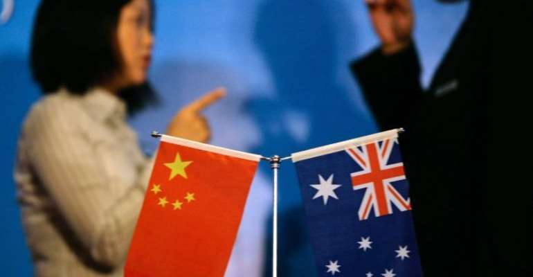 Through the Yellow Looking Glass: Australia's China Wars