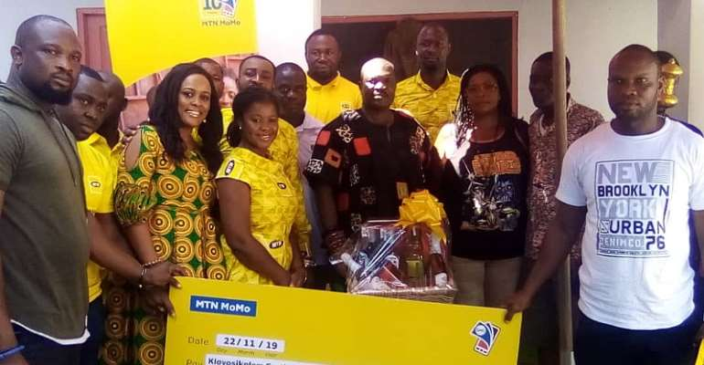 MTN Urge Ghanaians To Showcase Culture Through New 'MTN Heritage App'