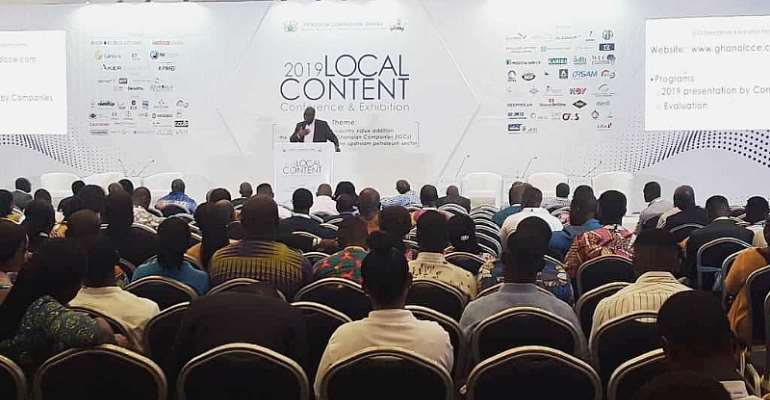 Takoradi: Ghanaian Companies Capture Only 18.3 Percent Of The US Stream Oil And Gas Business In 2019