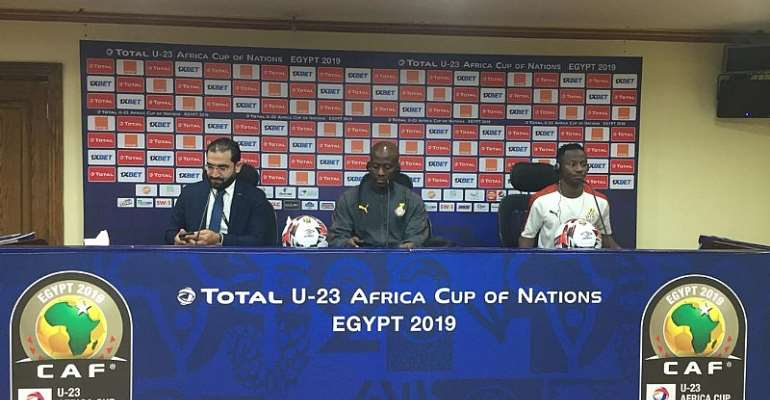 CAF U-23 AFCON: Coach Ibrahim Tanko Vows To Fight For Olympic Games Ticket