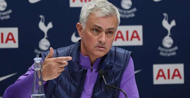 Mourinho Seeks Quick Fix To Win Over Spurs Doubters