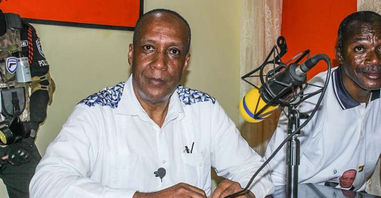 I Will Restructure Planting For Food And Jobs Policy—Kwame Walker