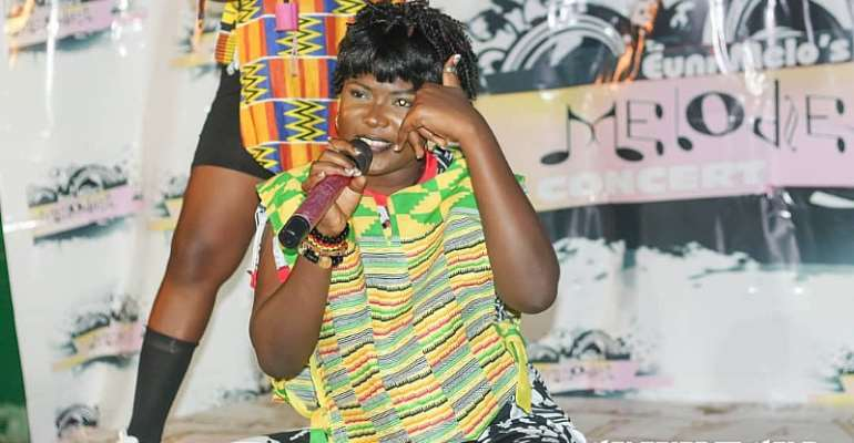 """PHOTOS : Euni Melo Records Huge Success With Her Maiden """"Melodies Concert And Melodies To Melo Album Launch"""""""