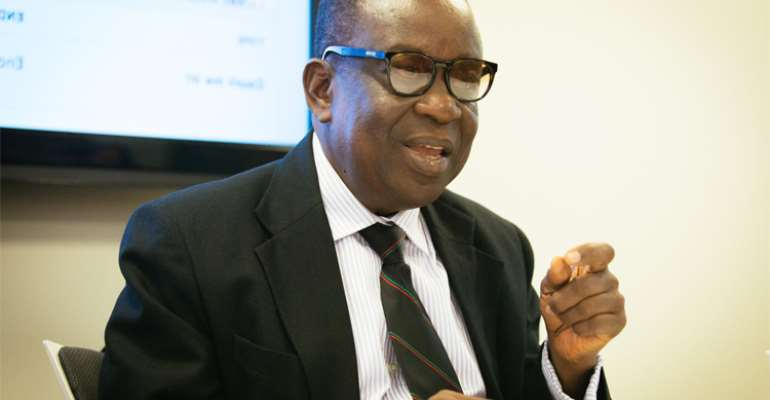 Albert Kan- Dapaah, National Security Minister