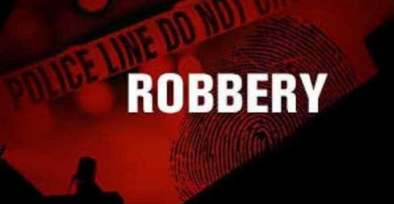 Robbers Shoot Trotro Driver To Death On Ajumako-Ekumfi-Accra Road